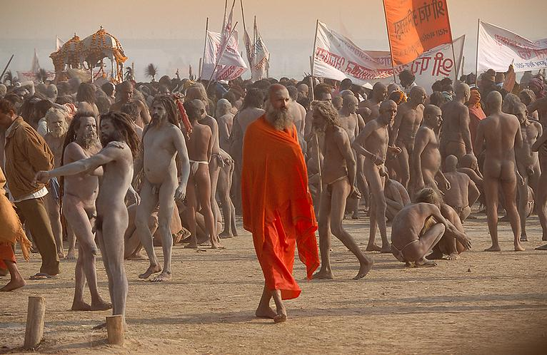 Фестиваль духовных традиций Кумбха-мела