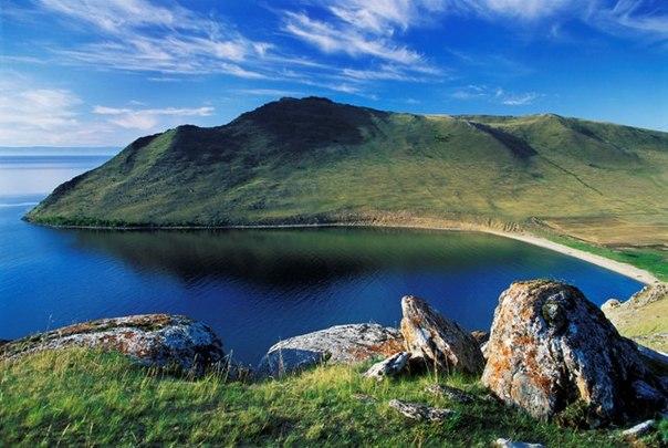 Голубое сердце Сибири - Байкал