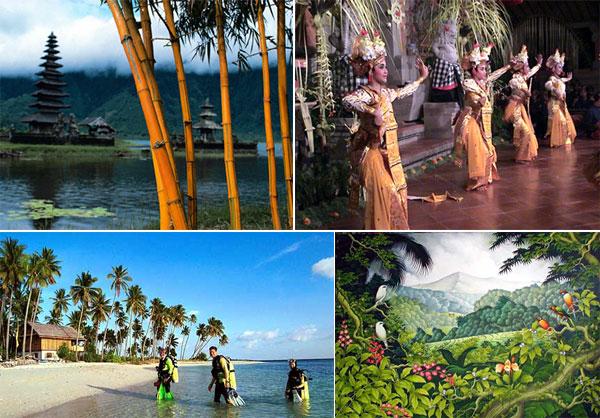 Новогодний йога-семинар на о.Бали