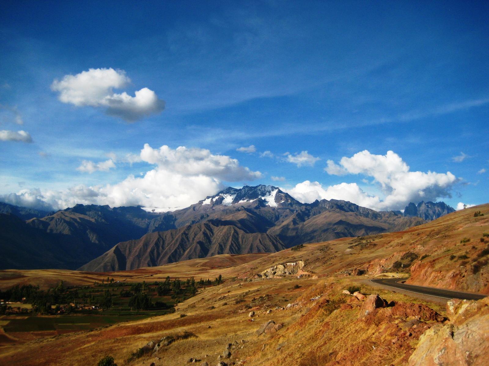 Йога - путешествие в Перу