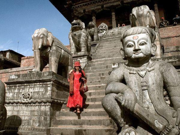 Интересная и загадочная страна Непал