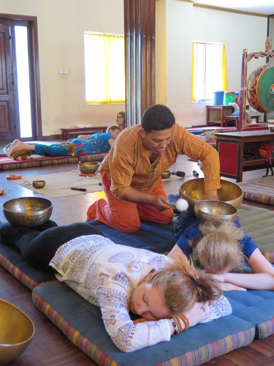 Йога-семинар в Непале 2014