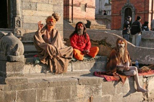«Практика йоги в Гималаях» Ришикеш, Индия
