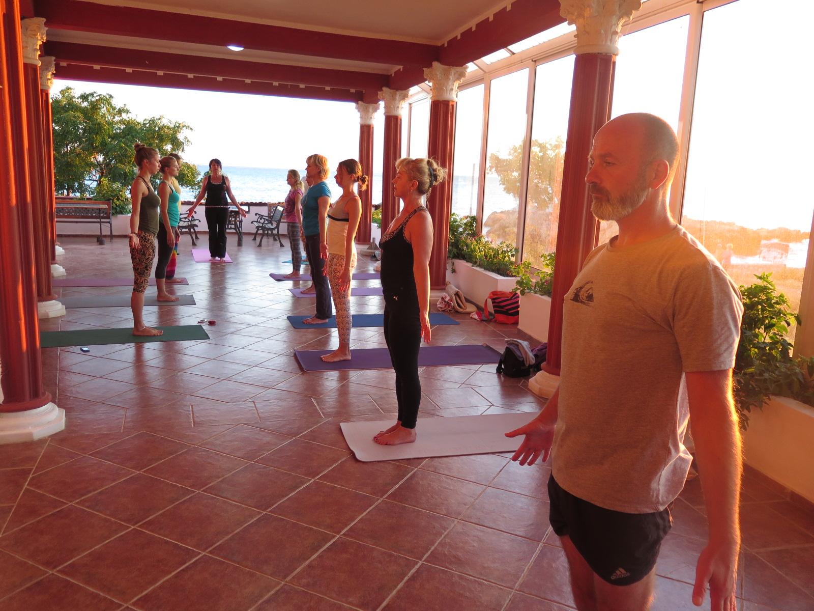 Йога-тур в Черногории 2014