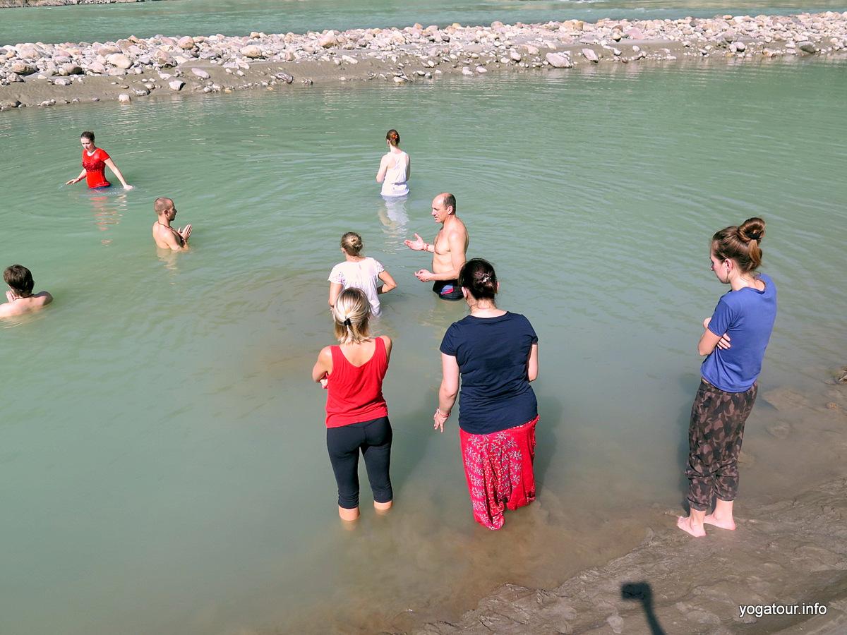 Йога-тур в Ришикеше 2014