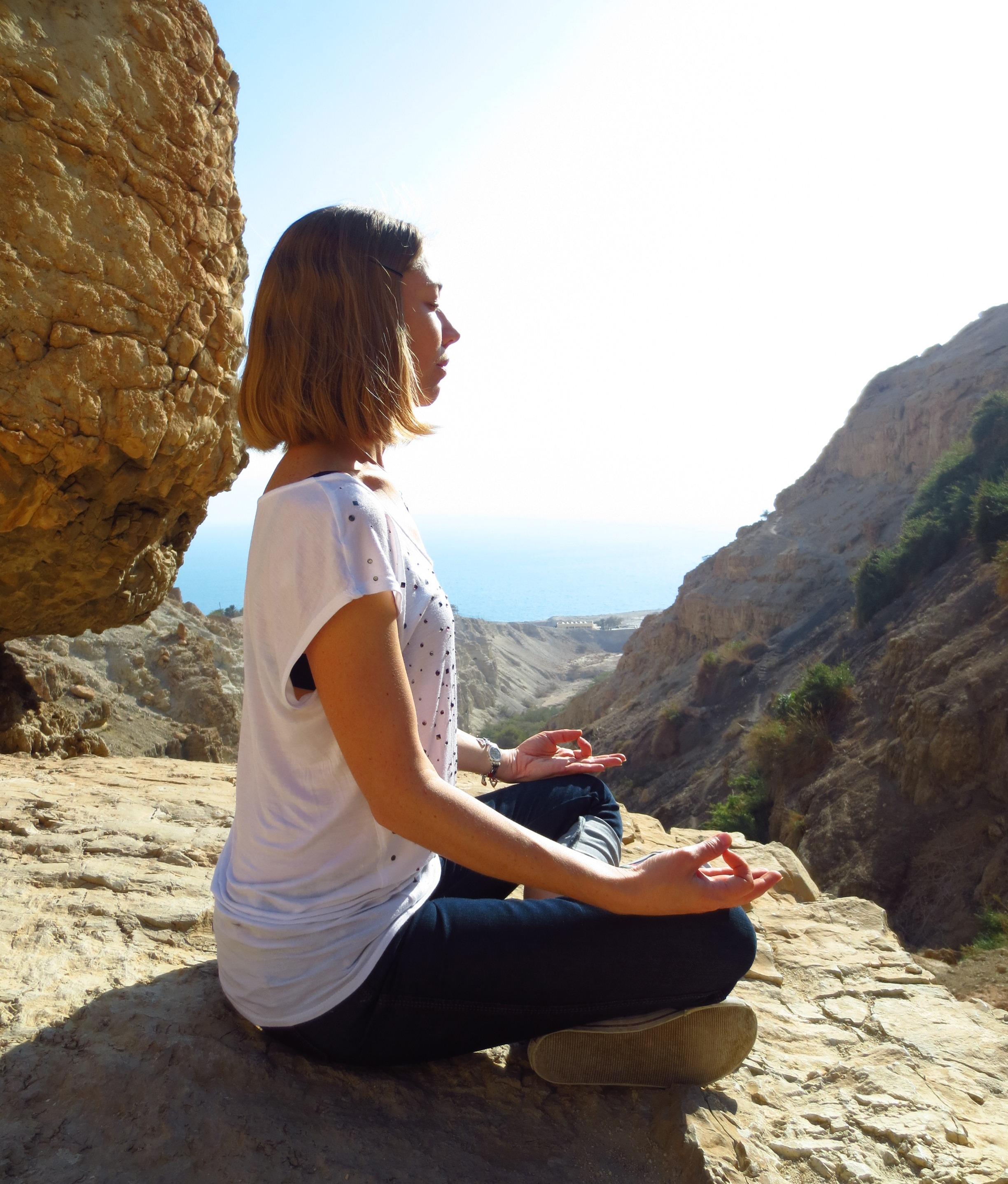 Горный йога-ретрит «Между Телом и Духом» в Крыму с Александрой Грачевой