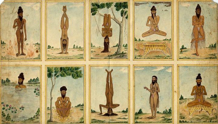 Основные школы хатха-йоги