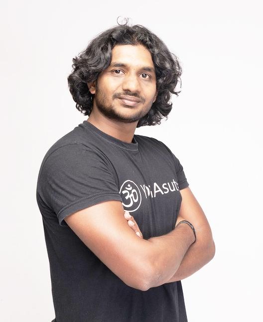 «Почувствуй пульс йоги в себе, или йога-тур с мастером из Индии»