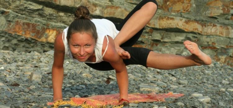 «Погружение в себя»: Йога-тур с Надеждой Новинской в солнечную Анапу