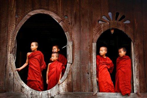 Снижение стоимости йога-тура в Мьянму.