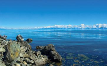 Голубое сердце Сибири — Байкал