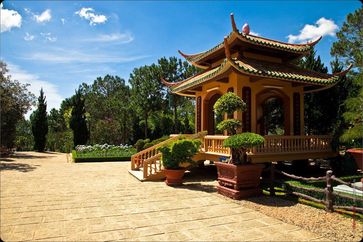 Йога-тур для Мужчин. Южный Вьетнам