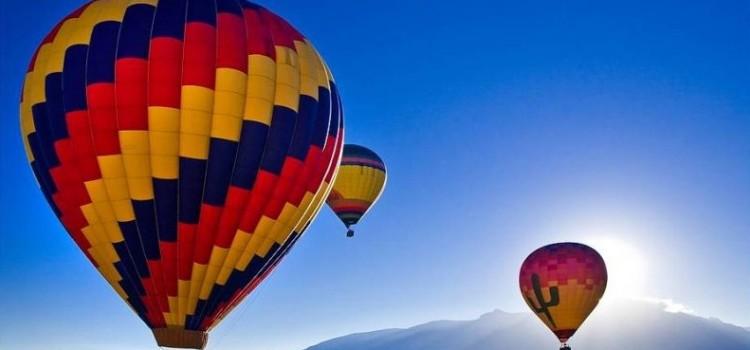 Воздушные шары в Тайланде