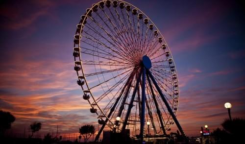 В Пекине появится гигантское колесо обозрения