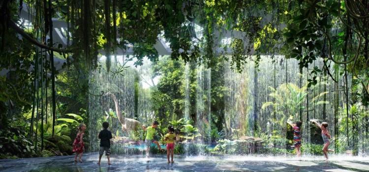 Новый отель в Дубае заманит посетителей тропическим лесом