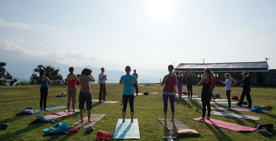 йога непал