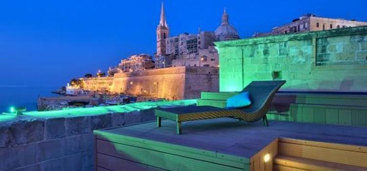 5 причин остановиться на вилле на Мальте
