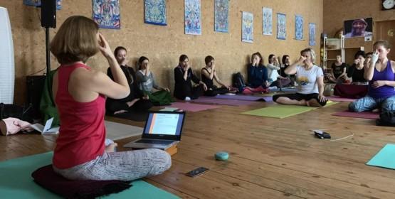Очистительные техники йоги
