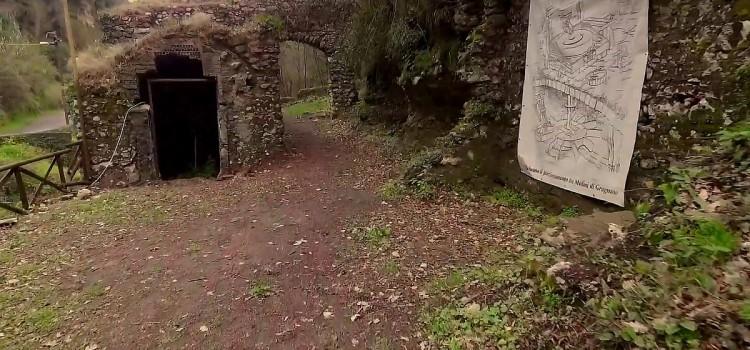«Мертвая Долина мельниц» в Италии