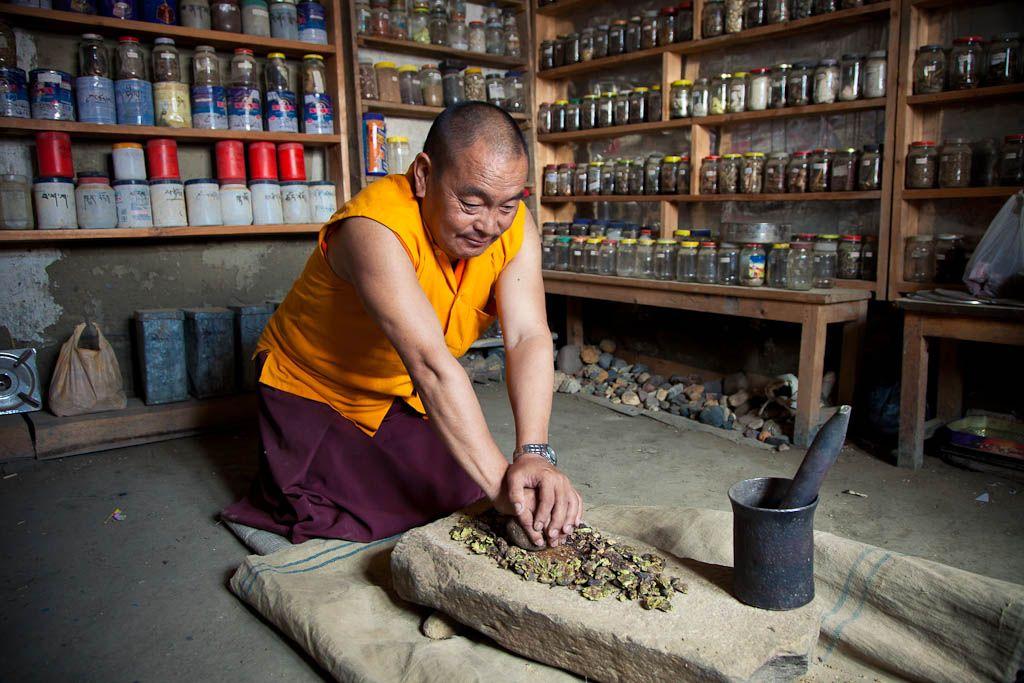 Тибетский подход к питанию и лечению организма