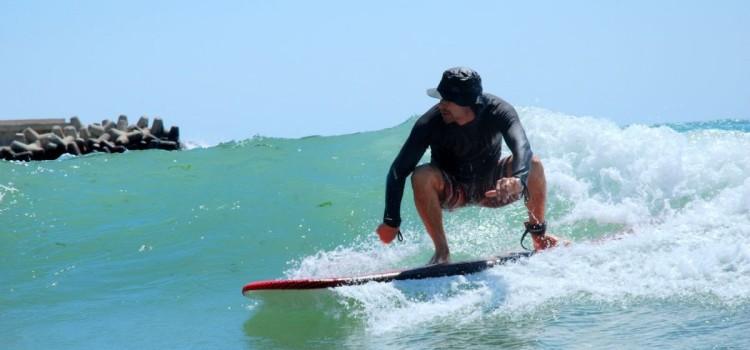 Регистрация на тур «Йога и серфинг»