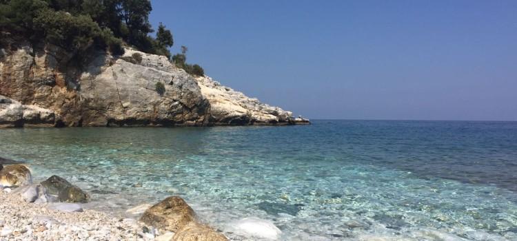 Йога-тур Марии Фоминой в Грецию