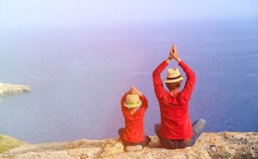 Семейный оздоровительный йога-тур в Грецию