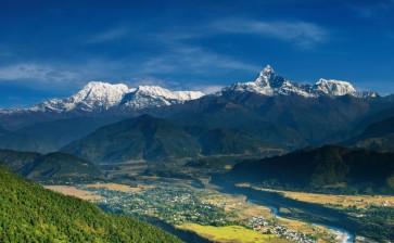 Йога-тур в Непал с Кириллом Ржаным