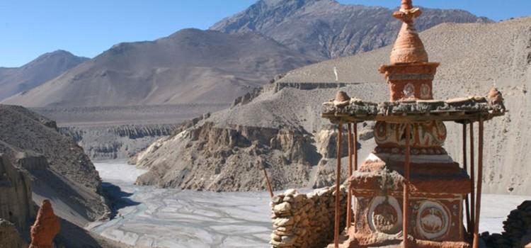 Непал 2017. Королевство Ло – Верхний Мустанг