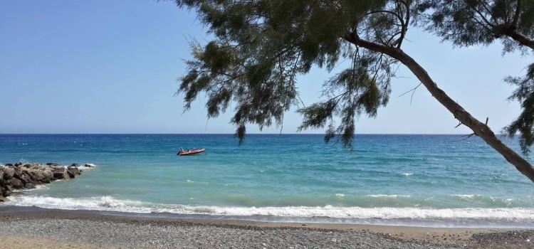Крит: «Слушай себя. Чувствуй море. Практикуй»