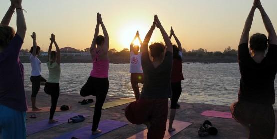 Какие практики йоги делать на ночь?