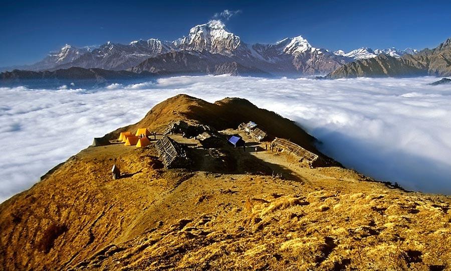 Йога-тур в Непале