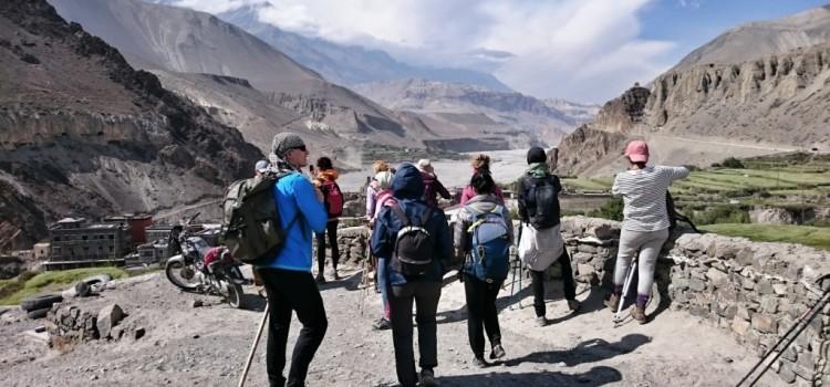 «Сила Пробуждения» Непал и Мустанг