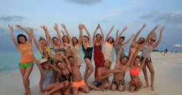 Йога-тур на райский остров — Мальдивы!