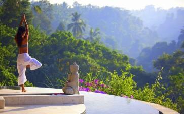 Йога-девичник во Вьетнаме. «Настройки женского тела»