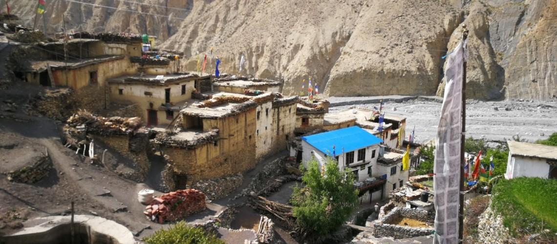 Непал — Н.Мустанг 2018