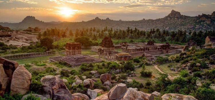 Йога-тур в Индию. Гоа-Гокарна-Хампи!