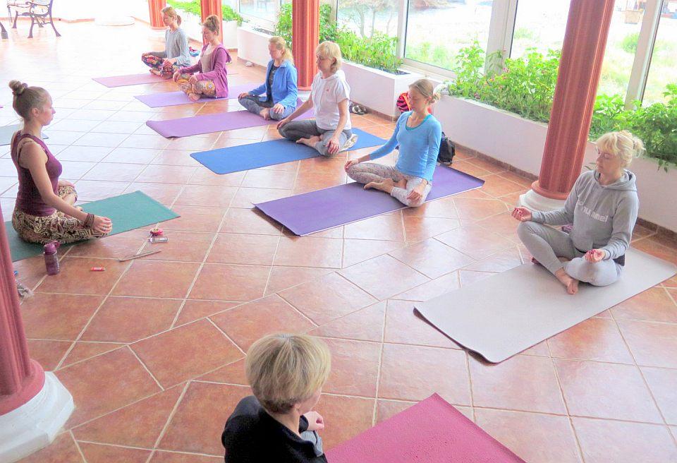 Женский йога тур