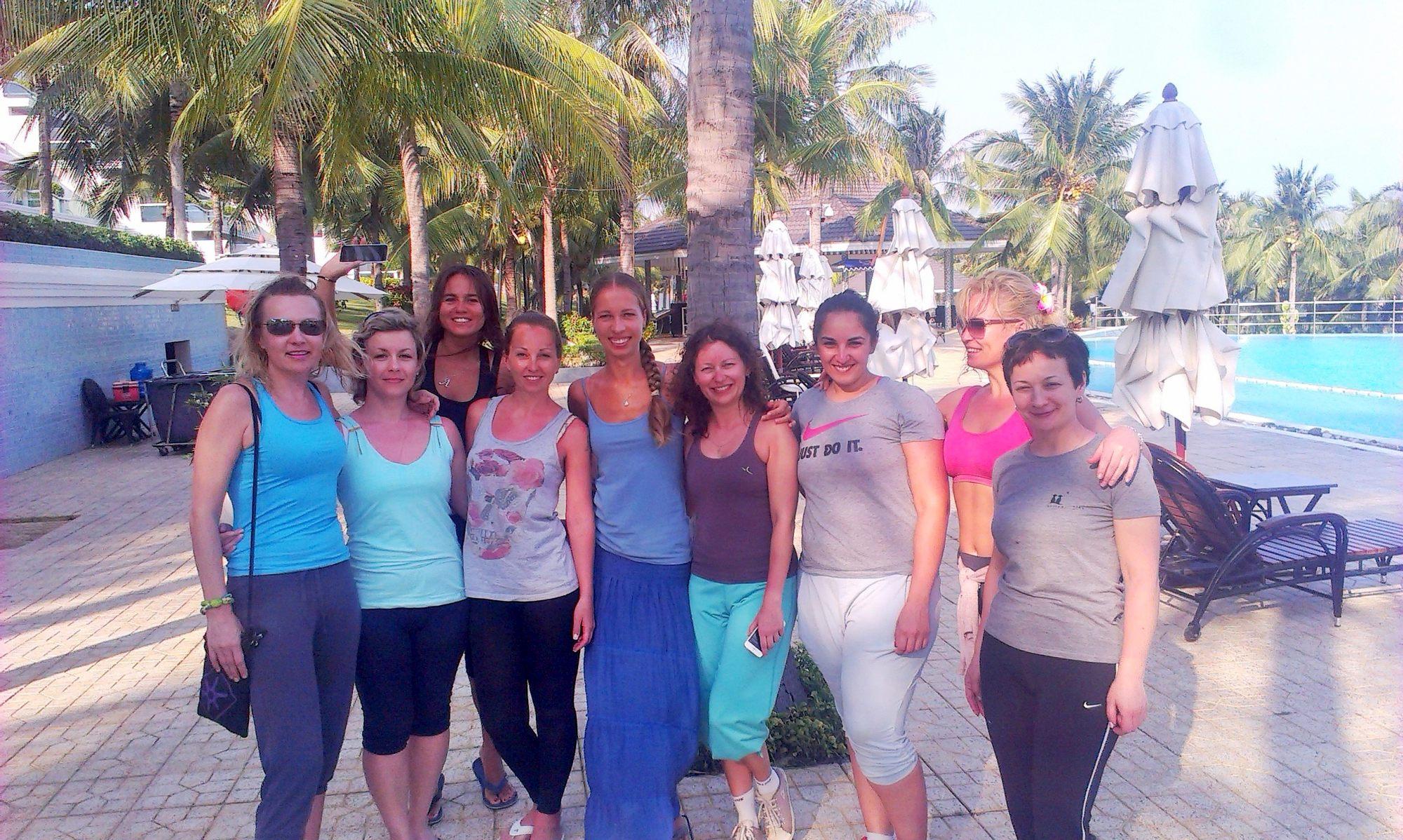Йога тур для женщин