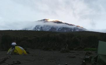 Йога-тур к вершине Килиманджаро