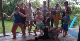 Оздоровительный йога-тур на Черном море