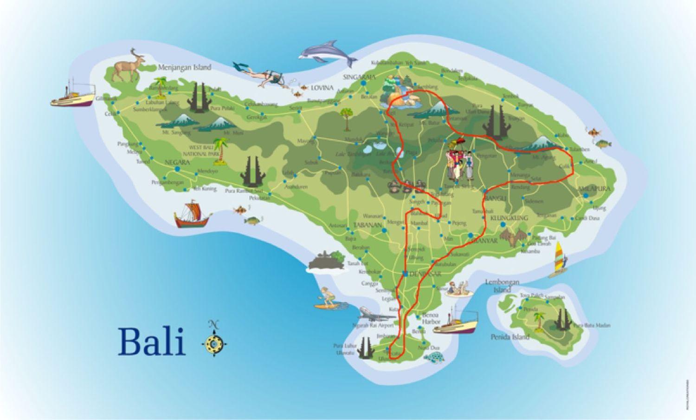 Йога-тур на остров Бали