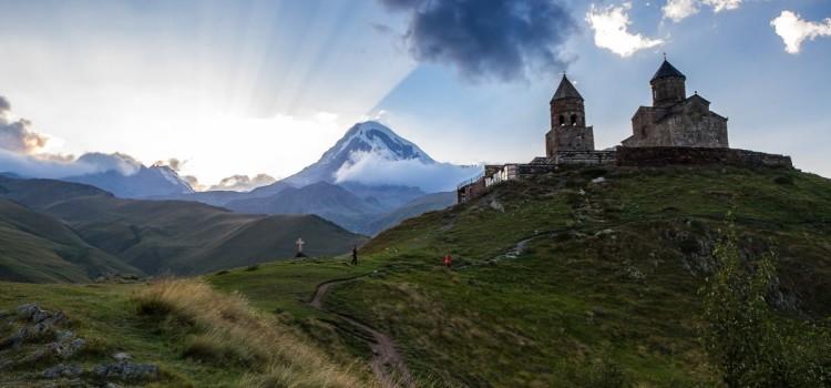 Йога-путешествие Армения и Грузия. Ереван и Тбилиси