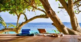 Йога-тур остров Камаду, Мальдивы