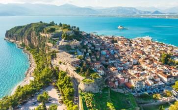 Женский йога-тур в Грецию: «Йога на Пелопоннесе»